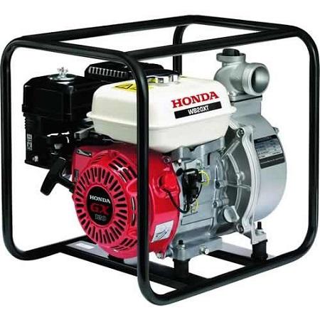 máy bơm nước chữa cháy Honda WB20XT